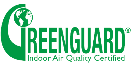 Certificado Green Guard Indoor Air Quality Certified